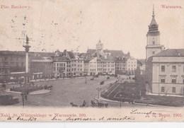 Carte Postale : Varsovie (Warszawa) Nakl St Winiarskiego ..... - Poland