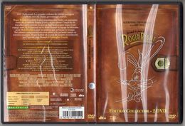 CINEMA - DESSIN ANIME - EDITION COLLECTOR 2 DVD - QUI VEUT LA PEAU DE ROGER RABBIT ? DE ROBERT ZEMECKIS - Dessin Animé