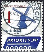 Netherlands 2014 - Dutch Icon : Windmill ( Mi 3204 - YT 3130 ) - Mühlen