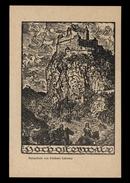 [006] Suitbert Lobisser Künstlerkarte, ~1940, Hochosterwitz, Verlag Kollitsch - Illustrators & Photographers
