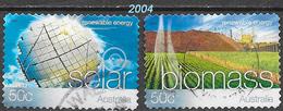 Australie - Energie Renouvelable - Oblitérés - Lot 257