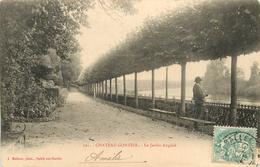 CHATEAU GONTIER JARDIN ANGLAIS ANIMEE PRECURSEUR - Chateau Gontier