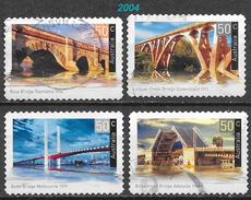 Australie - Ponts - Oblitérés - Lot 258