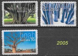 Australie - Arbres - Oblitérés - Lot 260
