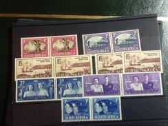 27573) Loltto Di Francobolli Del Sud Africa Nuovi MNH** - Sud Africa (1961-...)
