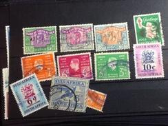 27583) Loltto Di Francobolli Del Sud Africa Nuovi MNH** - Sud Africa (1961-...)