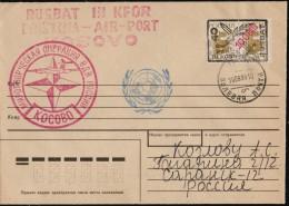 Kocobo Kosovo UN RUSBAT IN KFOR Russia Battalion Cover