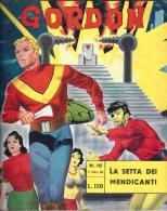 GORDON 1965 ) Numero 16 - 27 Febbraio 1965 Originale - Originele Uitgaven