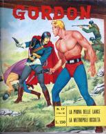 GORDON 1965 ) Numero 17 - 13 Marzo 1965 Originale - Originele Uitgaven