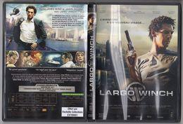 CINEMA - AVENTURES / ACTION - DVD - LARGO WINCH - TOMER SISLEY / KRISTIN SCOTT-THOMAS / MIKI MANOJLOVIC - Action, Aventure