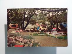 POSTCARD & STAMP YEAR 1969 USA CALIFORNIA OAKLAND CHILDREN´S  FAIRYLAND - Oakland