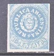 Argentina  7   *  Reprint - Unused Stamps