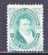 Argentina  18 A   *  ORIGINAL - Unused Stamps