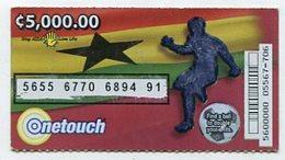 TK9553 GHANA - Prepaid Gt