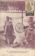 AFRIQUE   GABON  LASTOURSVILLE ( HAUT - OGOUE )  TISSERAND ADOUMA ( LA NAVETTE ) - Gabon