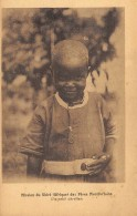 AFRIQUE  MALAWI  MISSION DU SHIRE DES PERES MONTFORTAINS   UN PETIT CHRETIEN - Malawi