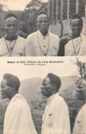 AFRIQUE  MALAWI  MISSION DU SHIRE DES PERES MONTFORTAINS   CATECHISTES INDIGENES  DEUX VUES - Malawi