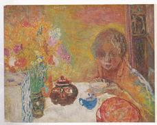Post CARD Painting   -PIERRE BONARD-LAUNCH-BREAKFAST - Art