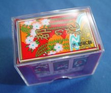 "Nintendo Hanafuda  "" Miyako No Hana "" Set   ( Ocher ) - Group Games, Parlour Games"