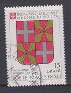 SMOM Sovereign Military Order Of Malta Mi 251 - Coats Of Arms Of The Grand Masters - Raymond Bérenger - 1986 - Malta (Orde Van)