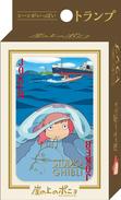 Cards Deck : Gake No Ue No Ponyo - Group Games, Parlour Games