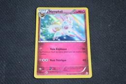 POKEMON 2014 NYMPHALI  PV90 (brillant)  30/30 - Pokemon