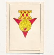 BERLIN - 15.7.1966   , Kämpfer Der Internationalen Brigaden In Spanien  - 6 Maximumkarten Im Folder