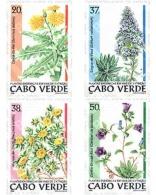Ref. 98828 * MNH * - CAPE VERDE. 1996. PLANTAS ENDEMICAS EN PELIGRO DE EXTINCION