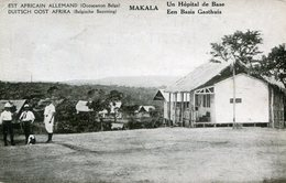 TANZANIE(MAKALA) - Tanzanie