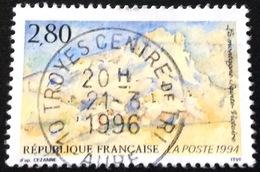 N°2891  DE  FRANCE OBLITERE   LE TIMBRES VENDU ET CELUI DU SCAN Lot 7246 - Used Stamps