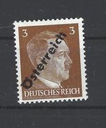 Mi. Nr. IV II Geprüft Hübner