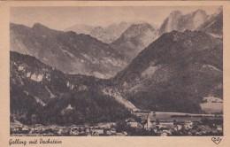 Golling Mit Dachstein (671) * 12. IX. 1947 - Golling
