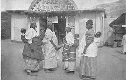 Afrika Häuptlingshütte Harem - Cartes Postales