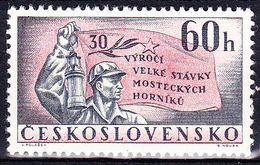 ** Tchécoslovaquie 1962 Mi 1328 (Yv 1207), (MNH)