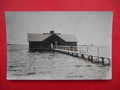 SAKI Near YEVPATORIYA 1910 Healing Lake Russian Photo Postcard. - Russie