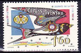 ** Tchécoslovaquie 1962 Mi 1361 (Yv 1235), (MNH)