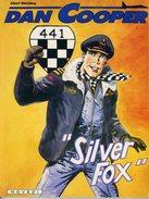 Dan Cooper - Silver Fox (1ste Druk)  1985 - Dan Cooper