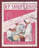 1972 - Nurses With Patient - Yt:AL 1359 - Used - - Albanien