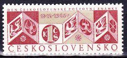 ** Tchécoslovaquie 1965 Mi 1590 (Yv 1455), (MNH)