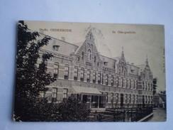 St.Oedenrode // St.Oda - Gesticht Gelopen 1908 Leuk Gefrankeerd En Div Stempels