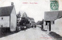 51 - Corroy - Rue De L'église - France