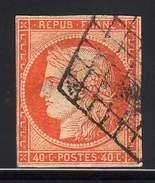FRANCE YT 5 COTE 460 € - CLAIR IMPORTANT AU CENTRE - ASPECT TRES BEAU