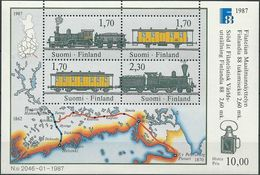 FINNLAND 1987 MI-NR. Block 3 ** MNH (99)