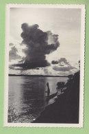 LAOS : Coucher De Soleil Sur Le Mékong, Photo 1953. 2 Scans. Lire Descriptif - Laos