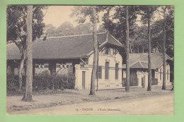 SAIGON : L'Ecole Maternelle. School. 2 Scans. Edition Portail - Vietnam