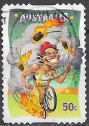 Australie - Le Cirque - Y&T N° 2718  - Oblitéré