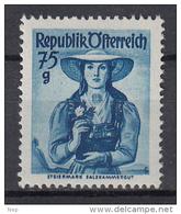 OOSTENRIJK - Michel - 1948/51 - Nr 907 - MNH**