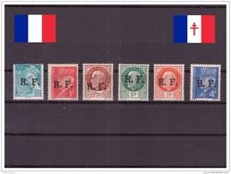 France 1944 - MNH ** - Allégories - Célébrités - Petain - émission De Liberation, Lyon - Michel Nr. 4 8 10-11 13-14 (fra - Liberazione