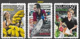 Australie - Marchés - Oblitérés - Lot 267