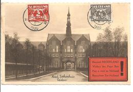 Roltanding 57 & 60 Kaart Acad Zienkenhuis Leiden>Roemenië 1935